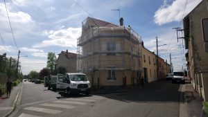 Couverture maison